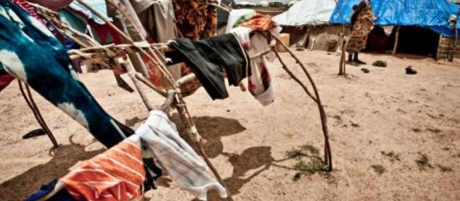 Muchos malienses huyen hacia los campos de Burkina Faso. Foto: Pablo Tosco/Oxfam