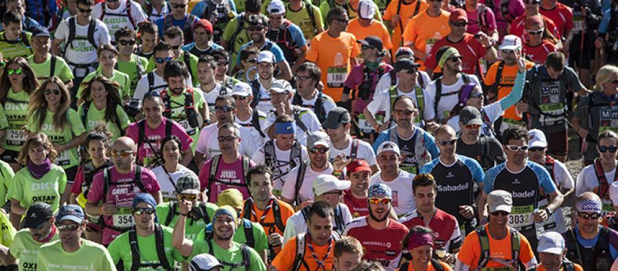 Oxfam Intermón Trailwalker. Girona 2014. Photo: Global Naira