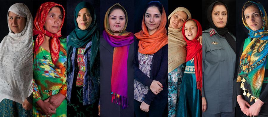 women afghanistan