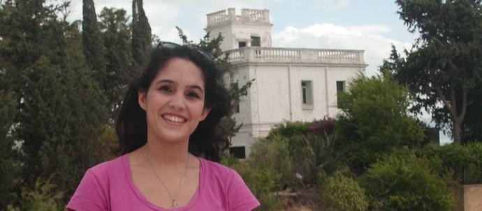 Emna Gzara, Tunisienne